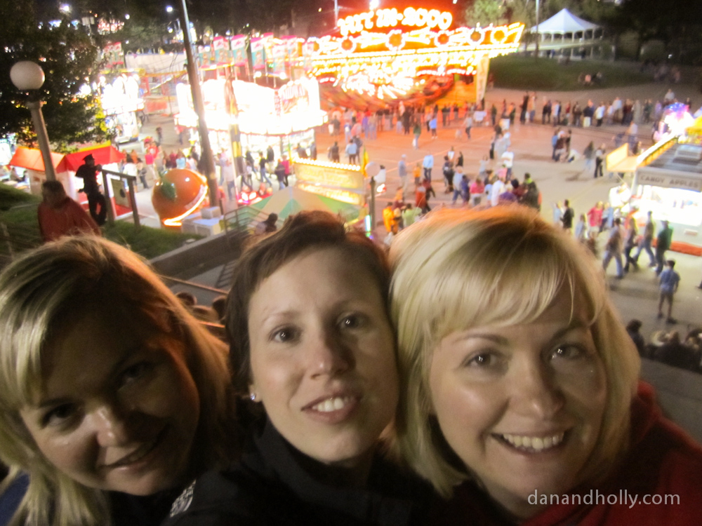 Girls Night Out at the Tennessee Valley Fair